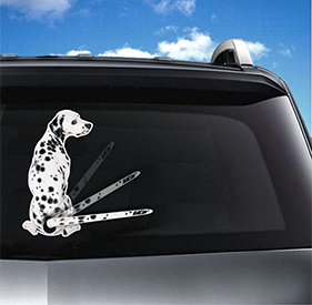 How to Remove Stickers from Your Car Windscreen