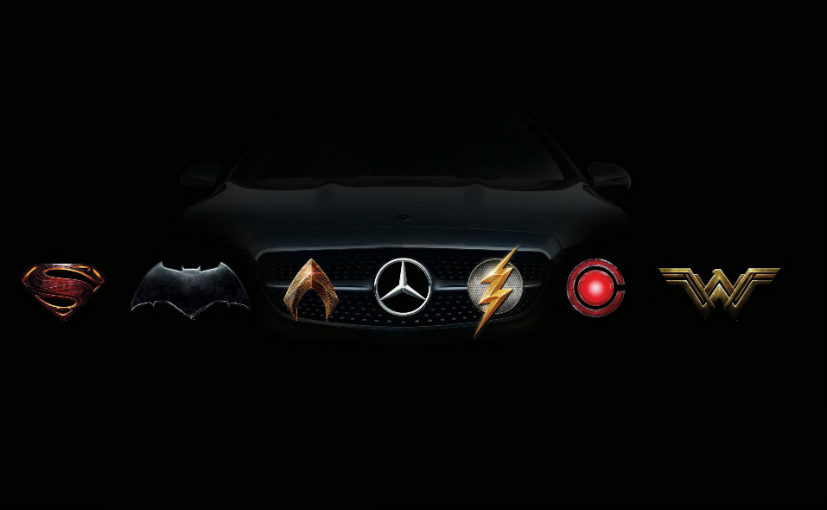 Mercedes-Benz - The Justice Leagues 7th Member