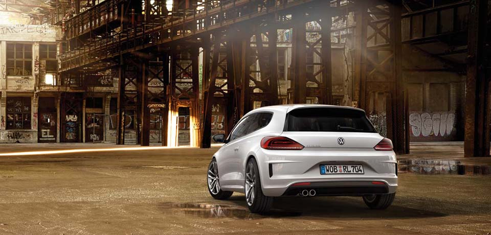 Scirocco on the Rocs!