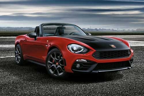 ABARTH 124 SPIDER ROADSTER Car Leasing Deal