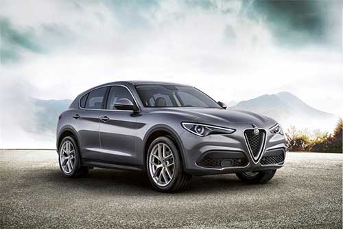 ALFA ROMEO STELVIO ESTATE Car Leasing Deal
