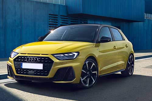 AUDI A1 SPORTBACK Car Leasing Deal