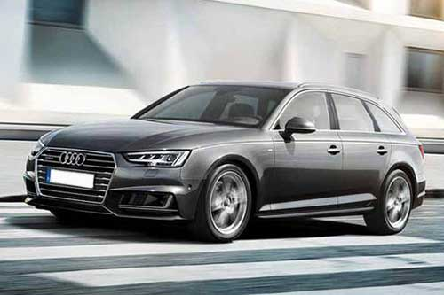 AUDI A4 AVANT Car Leasing Deal