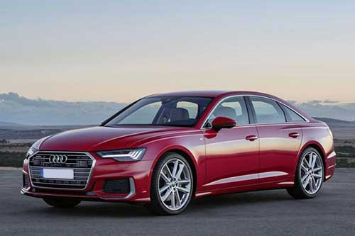 AUDI A6 SALOON SPECIAL EDITIONS Car Leasing Deal