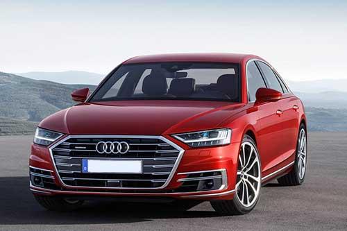 AUDI A8 DIESEL SALOON Car Leasing Deal