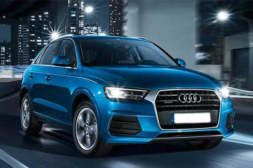AUDI Q3 ESTATE Car Leasing Deal