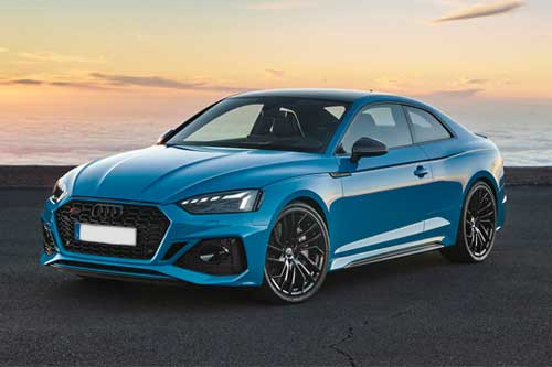 AUDI RS 5 COUPE SPECIAL EDITION