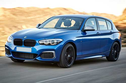 BMW 1 SERIES HATCHBACK SPECIAL EDITION Car Leasing Deal