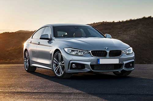 BMW 4 SERIES GRAN DIESEL COUPE Car Leasing Deal