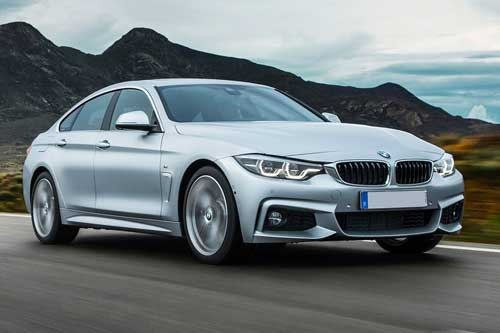 BMW 4 SERIES COUPE SPECIAL EDITIONS