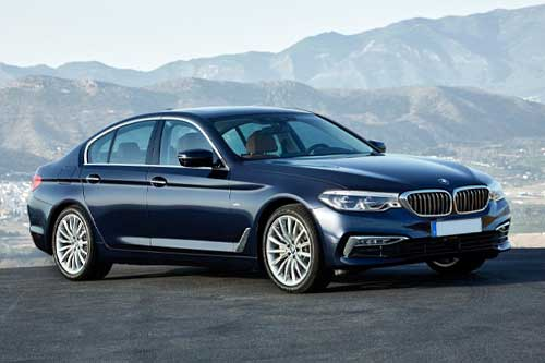 BMW 5 SERIES DIESEL SALOON Car Leasing Deal