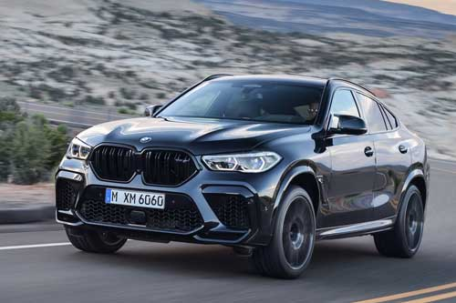 BMW X6 M ESTATE
