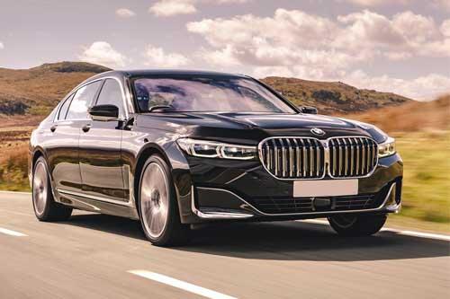BMW 7 SERIES DIESEL SALOON