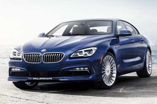 BMW ALPINA COUPE