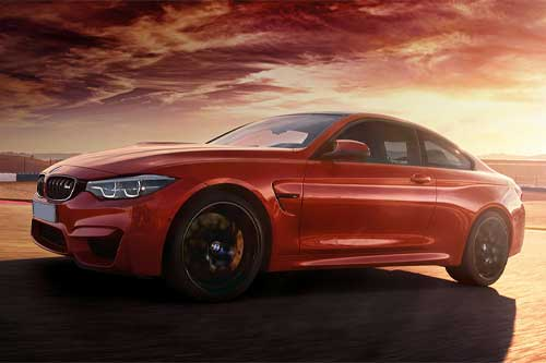 BMW M4 COUPE Car Leasing Deal