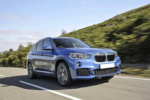 BMW X1 DIESEL ESTATE Car Leasing Deal