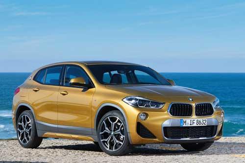 BMW X2 HATCHBACK