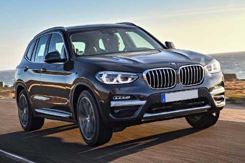 BMW X3 DIESEL ESTATE