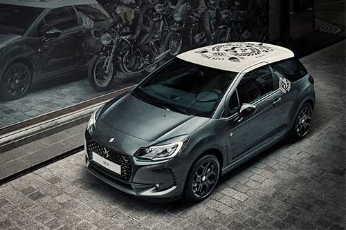 DS DS 3 HATCHBACK SPECIAL EDITION