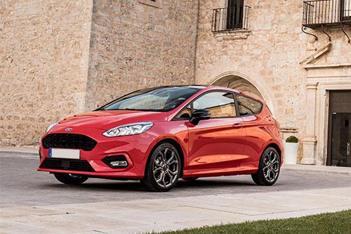 FORD FIESTA HATCHBACK Car Leasing Deal