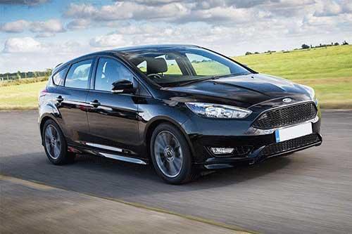 FORD FOCUS HATCHBACK Car Leasing Deal