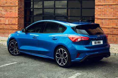 FORD FOCUS HATCHBACK Car Leasing Deal