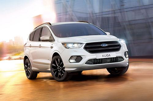 FORD KUGA DIESEL ESTATE Car Leasing Deal