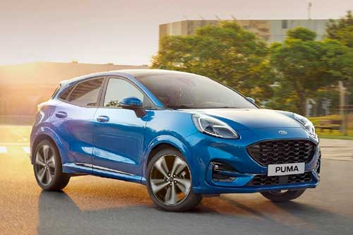 FORD PUMA HATCHBACK SPECIAL EDITIONS