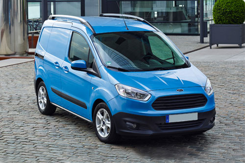 FORD TRANSIT COURIER PETROL
