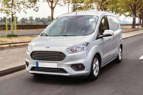FORD TRANSIT COURIER DIESEL
