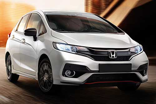 HONDA JAZZ HATCHBACK Car Leasing Deal