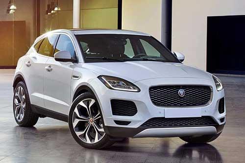JAGUAR E-PACE DIESEL ESTATE Car Leasing Deal