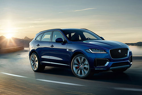 JAGUAR F-PACE ESTATE SPECIAL EDITIONS