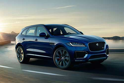 JAGUAR F-PACE DIESEL ESTATE Car Leasing Deal