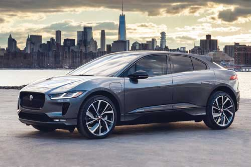 JAGUAR I-PACE ESTATE Car Leasing Deal