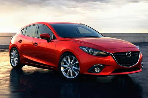 MAZDA MAZDA3 HATCHBACK Car Leasing Deal