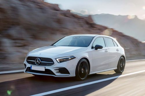 MERCEDES-BENZ A CLASS HATCHBACK Car Leasing Deal