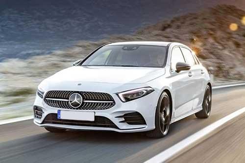 MERCEDES-BENZ A CLASS HATCHBACK Car Leasing Deal