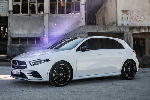 MERCEDES-BENZ A CLASS HATCHBACK SPECIAL EDITIONS