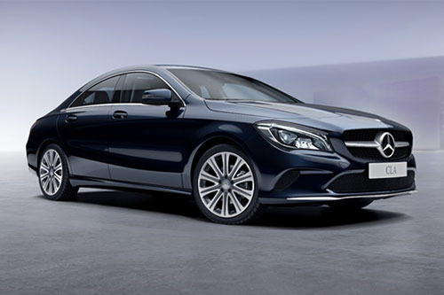 MERCEDES-BENZ CLA CLASS COUPE Car Leasing Deal
