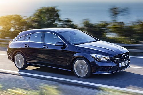MERCEDES-BENZ CLA CLASS SHOOTING BRAKE Car Leasing Deal