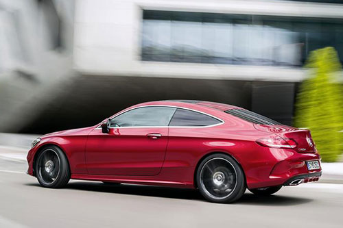 MERCEDES-BENZ C CLASS COUPE Car Leasing Deal