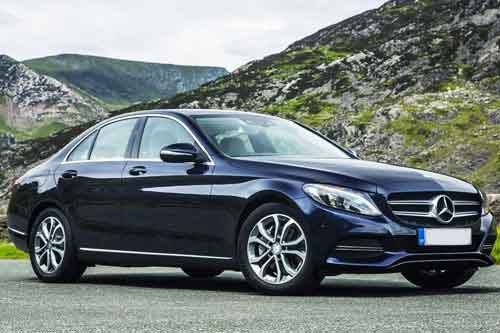 MERCEDES-BENZ C CLASS SALOON Car Leasing Deal