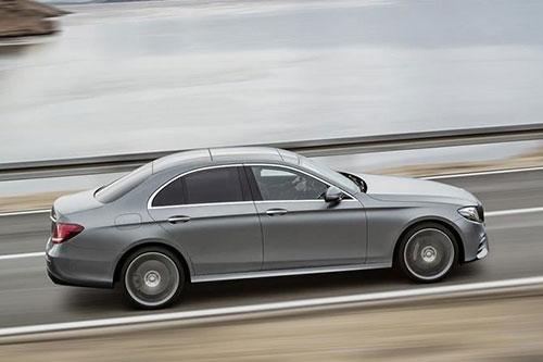 MERCEDES-BENZ E CLASS DIESEL SALOON Car Leasing Deal