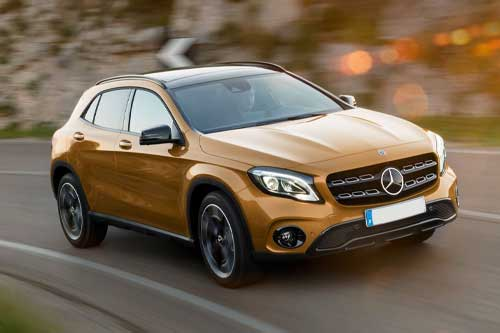 MERCEDES-BENZ GLA CLASS HATCHBACK Car Leasing Deal