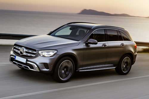 MERCEDES-BENZ GLC DIESEL ESTATE