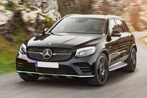 MERCEDES-BENZ GLC ESTATE