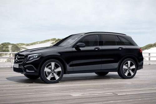 MERCEDES-BENZ GLC ESTATE SPECIAL EDITION Car Leasing Deal