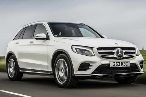 MERCEDES-BENZ GLC DIESEL ESTATE Car Leasing Deal