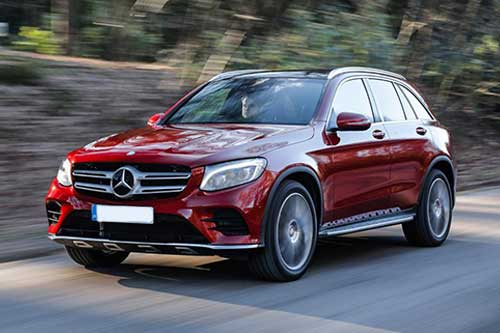 MERCEDES-BENZ GLC DIESEL ESTATE Car Leasing Deal